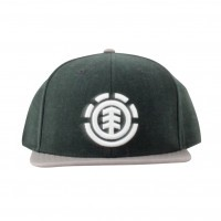 Element Cap Charcoal Heathe