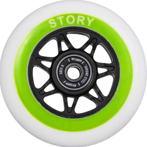 Story Inline Rulleskøyter Hjul