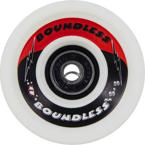 Boundless Longboard Wheels - 4 pcs