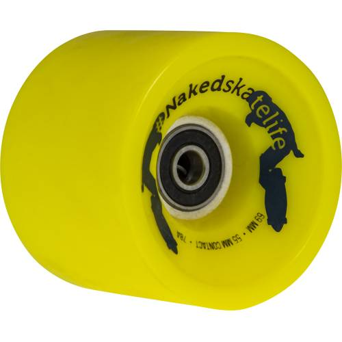 Naked Longboard Hjul